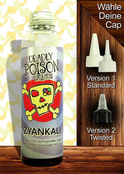 Zyankali - Liquid - 100ml - Deadly Poison Liquids