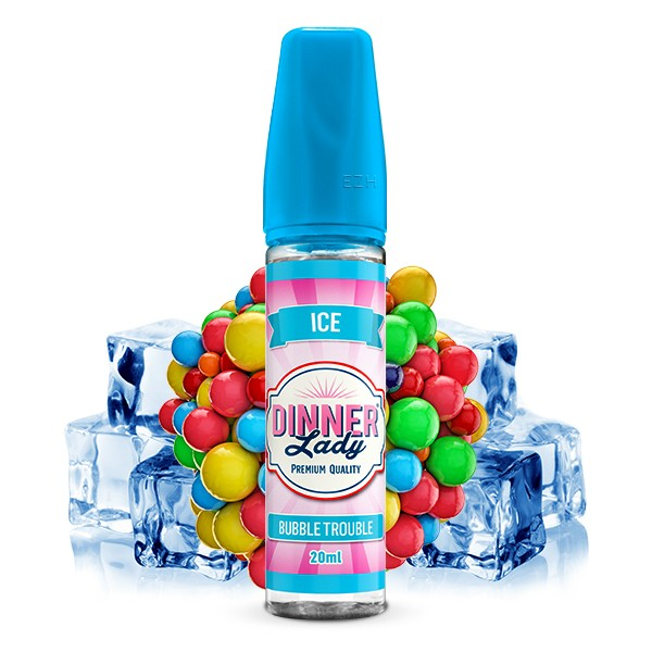 Bubble Trouble Aroma Dinner Lady Sweet Ice