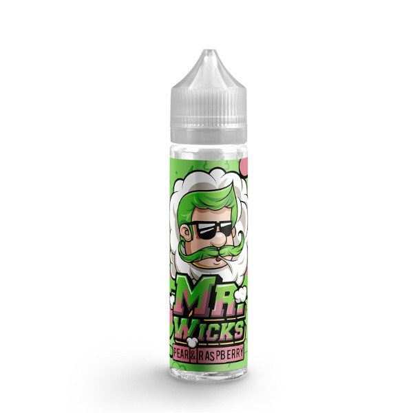 Mr. Wicks - Pear and Raspberry - Liquid 50ml