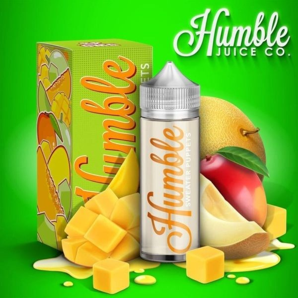 Humble Plus - Sweater Puppets 100ml