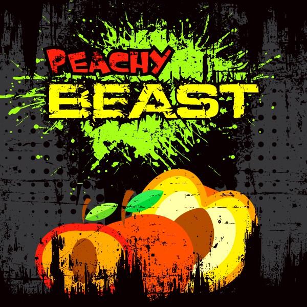 Peachy Beast - Shake'n'Vape - Liquid 50ml by Big Mouth