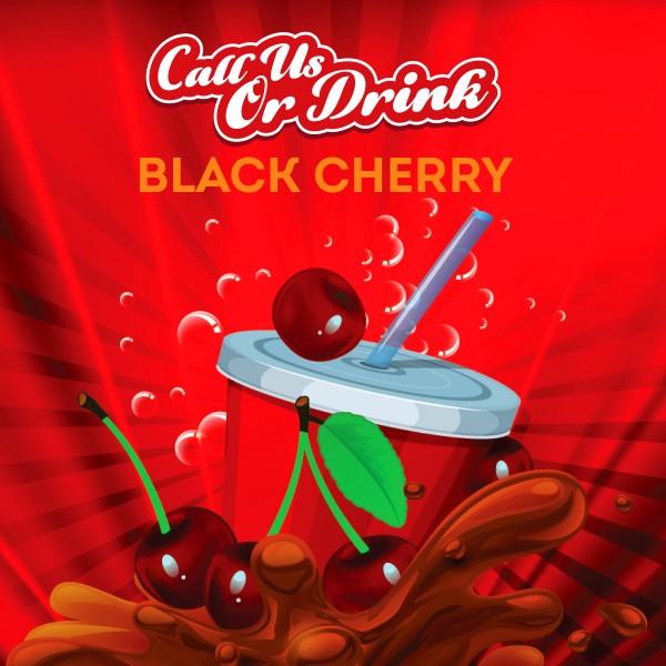 Black Cherry - Shake'n'Vape - Liquid 50ml by Big Mouth