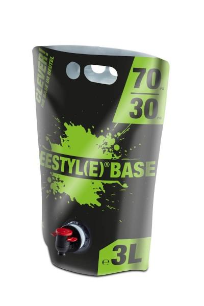 Freestyl(e) Base 70VG/30PG 3 Liter