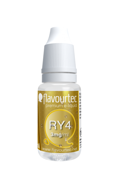 RY4 e-Liquid - 10ml - Flavourtec