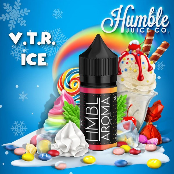Vape the Rainbow Ice - Aroma - Humble Juice - 30ml