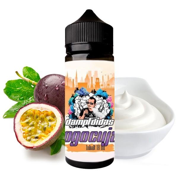 Dampfdidas - Jogocuja - Aroma