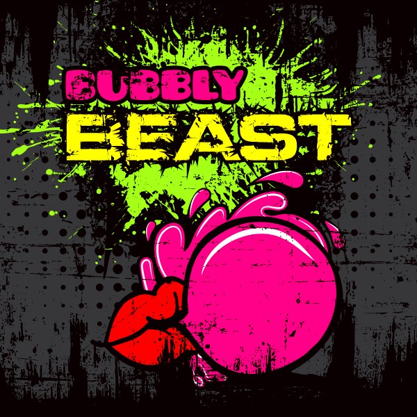 Bubbly Beast - Shake'n'Vape - Liquid 50ml by Big Mouth