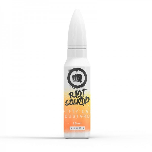 Riot Squad - Fifty Cal Custard - Aroma