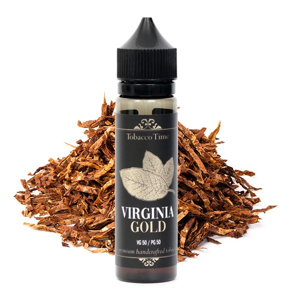Tobacco Time - Virginia Gold - Aroma