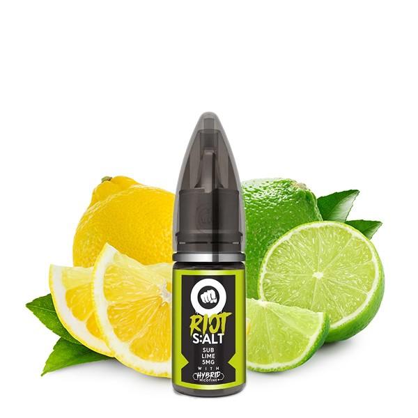 Riot Squad Liquid Sub Lime Nikotinsalz 10ml