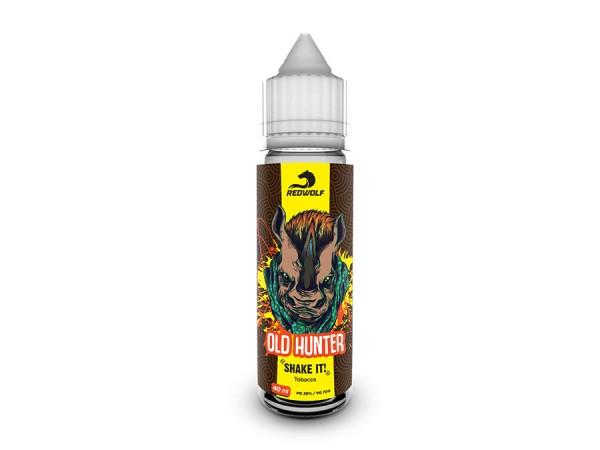 Red Wolf - Old Hunter - Liquid 40/60ml