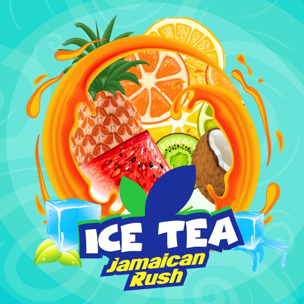 Jamaican Rush - Shake'n'Vape - Liquid 50ml by Big Mouth