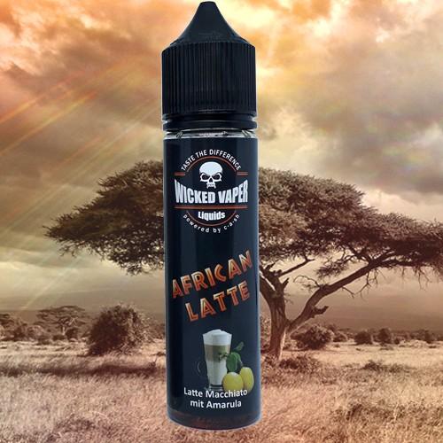 African Latte - Aroma - Wicked Vaper Liquids