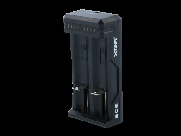 XTAR USB-Ladegerät SC2