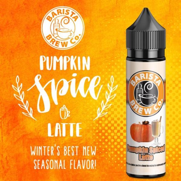 Barista Bew - Pumpkin Spice Latte - e-Liquid - 50ml