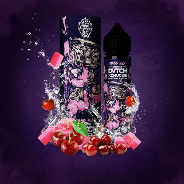 DVTCH X CHUCKIE - Bass Kick - 50ml - e-Liquid