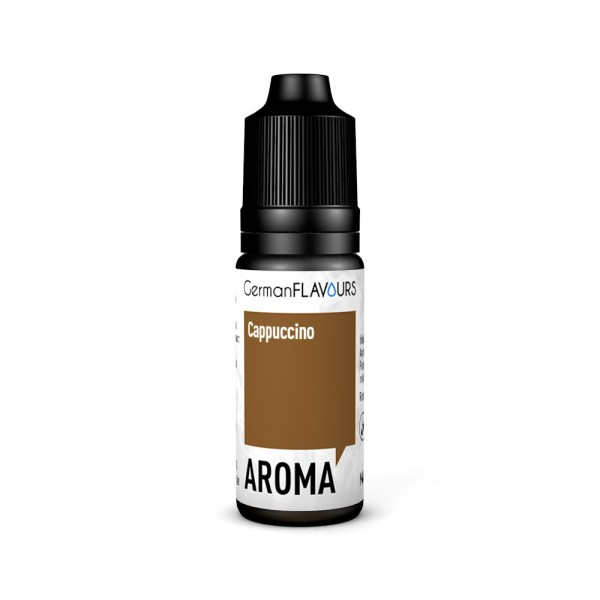 GermanFlavours Aroma Cappuccino 10ml