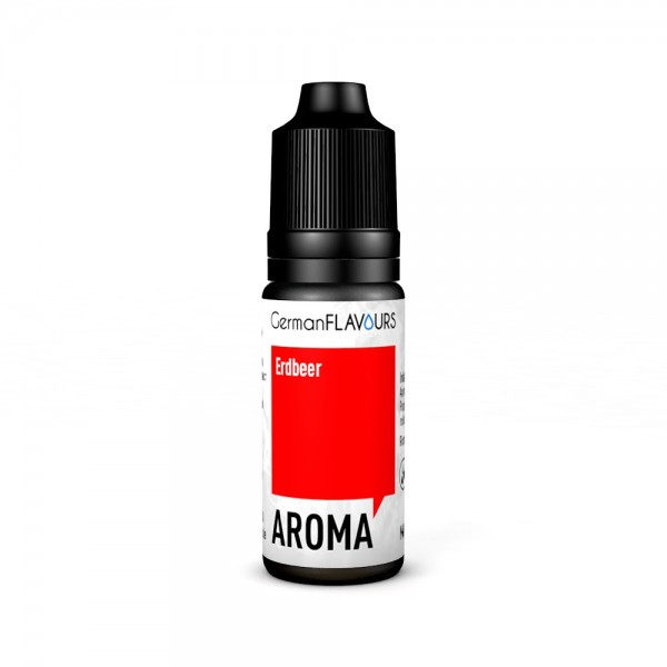 GermanFlavours Aroma Erdbeere 10ml