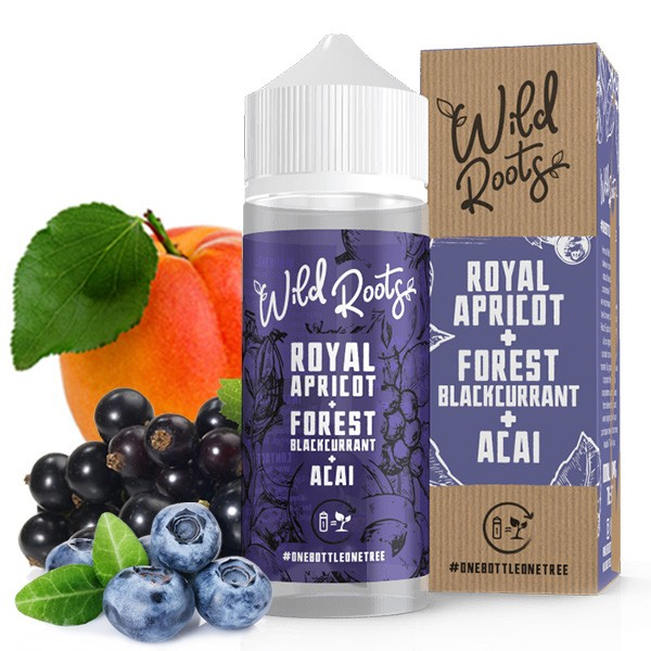 Royal Apricot Liquid Wild Roots