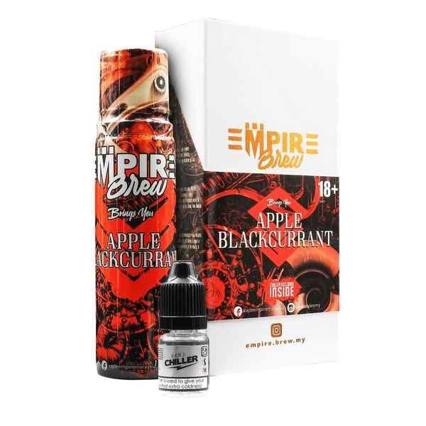Empire Brew - Apple Blackcurrant - Liquid 50ml