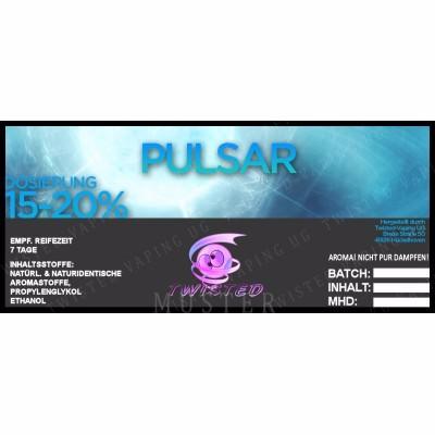 Pulsar - Aroma Twisted 10ml