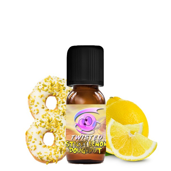 Sticky Lemon Doughnut - Aroma Twisted 10ml