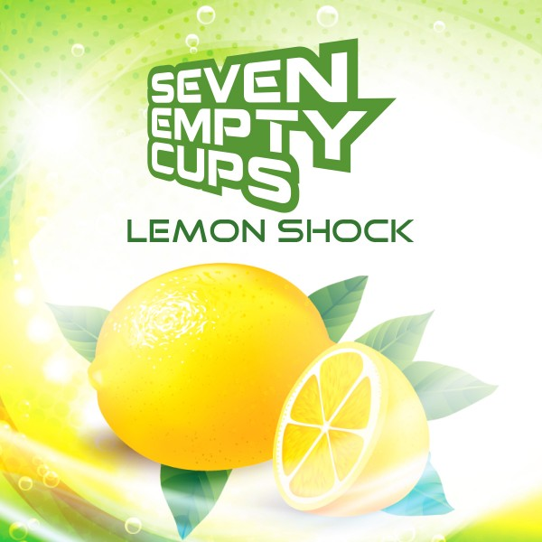 Lemon Shock - Shake'n'Vape - Liquid 50ml by Big Mouth