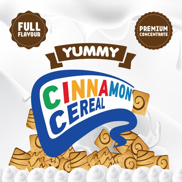 Yummy Cinnamon Cereal Aroma by Big Mouth