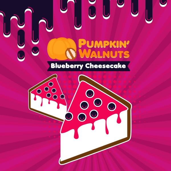 Blueberry Cheesecake - Shake'n'Vape - Liquid 50ml by Big Mouth
