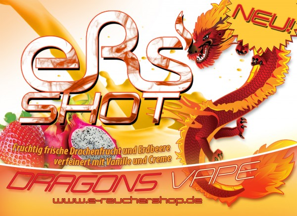 eRs Shot - Dragons Vape