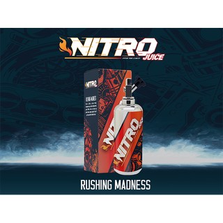Rushing Madness - Nitro Juice - e-Liquid - 50ml