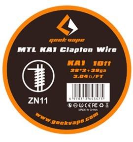 GeekVape - Kanthal A1 MTL Clapton - Wickeldraht