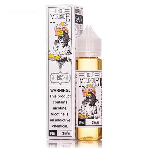 Charlie's Uncle Meringue - e-Liquid - 50ml