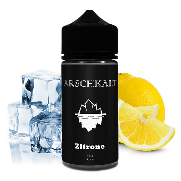 Arschkalt - Zitrone - Aroma - 20/100ml