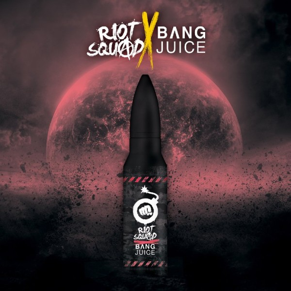 Riot Squad X Bang Juice - Wild Berry Fusion - Aroma