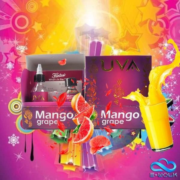 Fantasi UVA Mango Grape - Aroma Shake'n'Vape 30ml