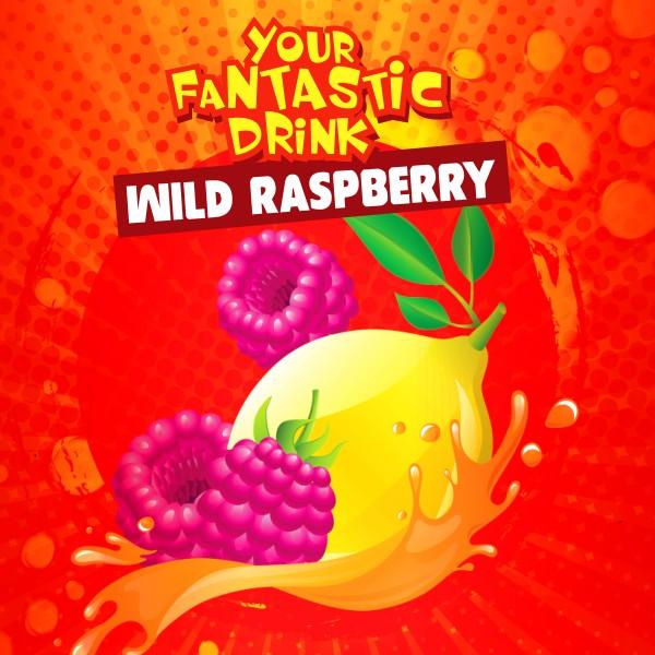 Wild Raspberry - Shake'n'Vape - Liquid 50ml by Big Mouth