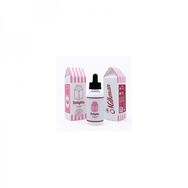 The Milkman Delights - Pink² - Shortfill Liquid 50ml