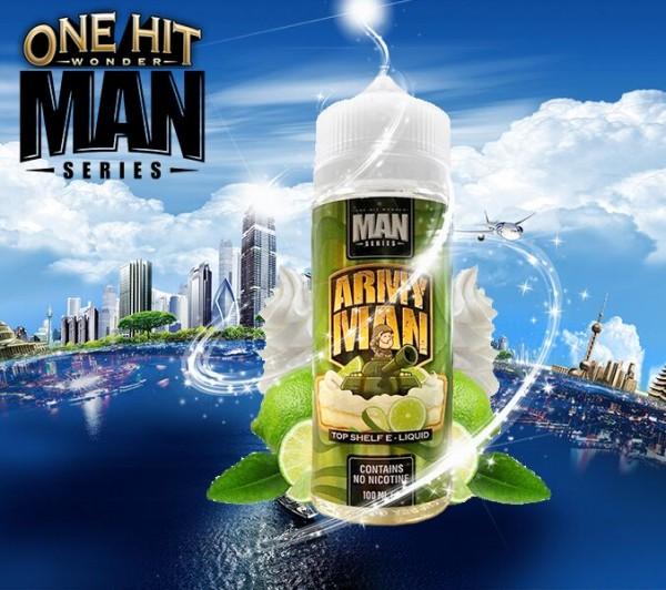 The Army Man - Liquid - 100ml - One Hit Wonder