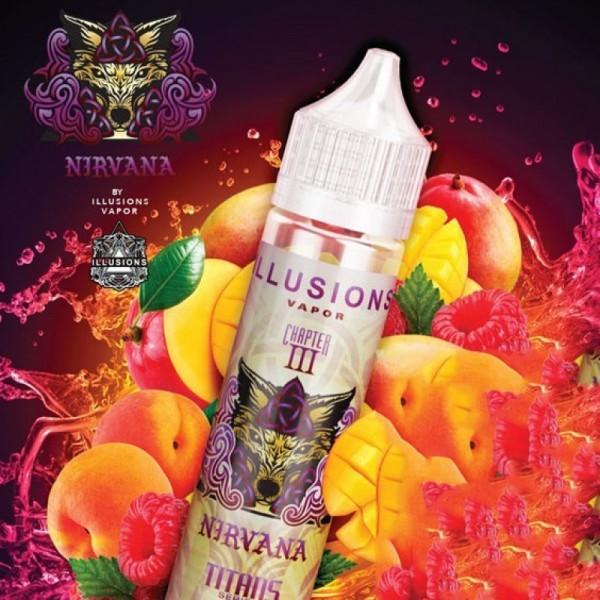Illusions Vapor - Nirvana - Liquid 50ml