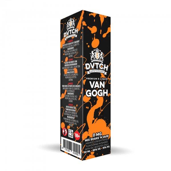DVTCH - Van Gogh - 50ml - e-Liquid