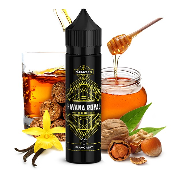 Havana Royal - Tabacco #2 - Aroma by Flavorist