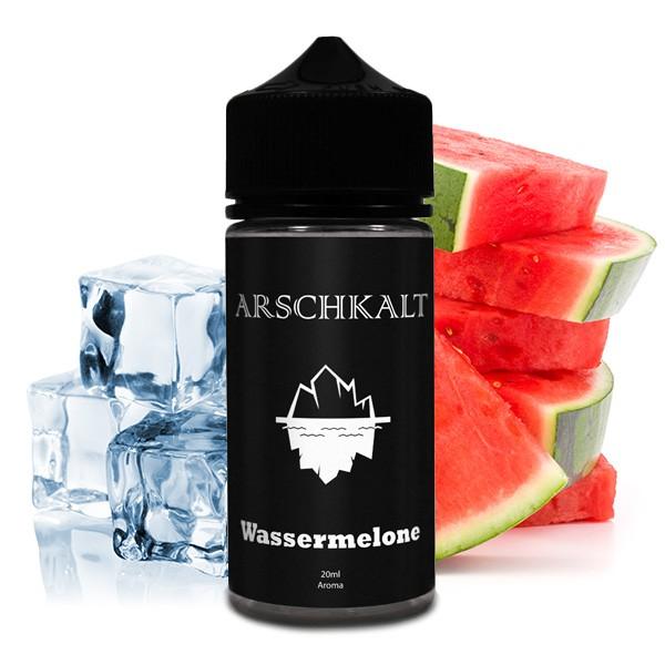 Arschkalt - Wassermelone - Aroma - 20/100ml