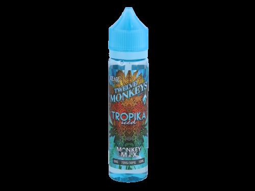 Twelve Monkeys - Tropika Iced - Liquid 50ml