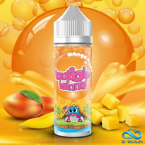 Bubble Island - Mango n Lime - Liquid 50ml