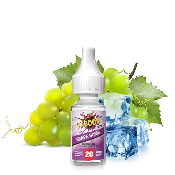 K-Boom Liquid Grape Bomb Nikotinsalz