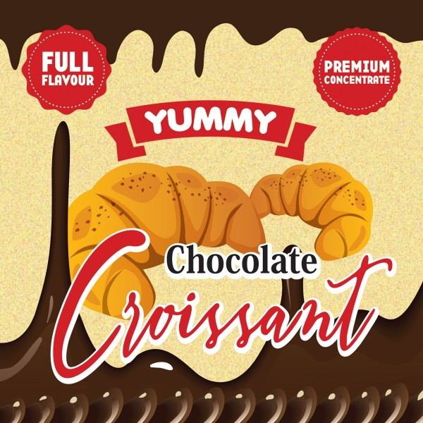Yummy Chocolate Croissant Aroma by Big Mouth