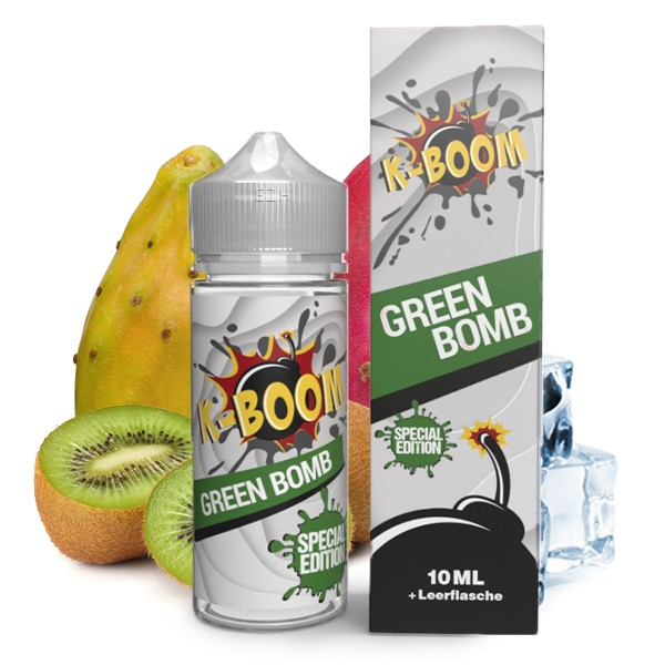 Green Bomb - Special Edition - Aroma - 10ml - K-Boom