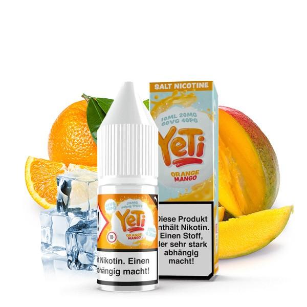 Yeti Liquid Orange Mango Nikotinsalz