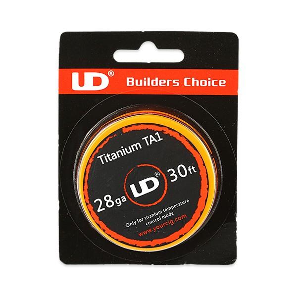 UD - Titanium TA1 - Wickeldraht